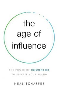 buku digital marketing The Age of Influence